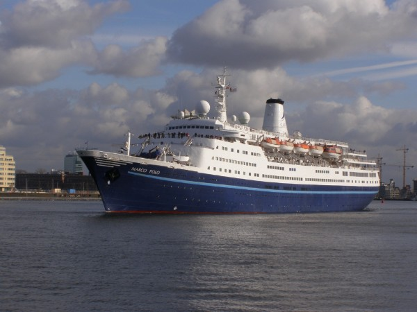 Paquet Cruise Was Sold to Paquet Cruises